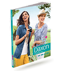 catalogue Daxon