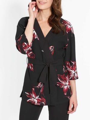 Veste forme kimono