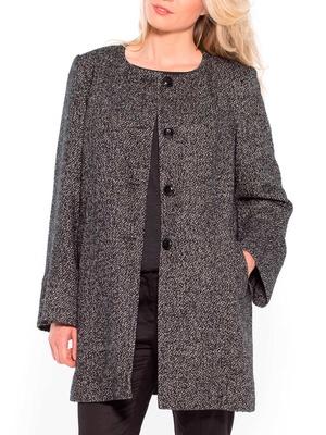 Manteau en tweed, vous mesurez + d'1,60m