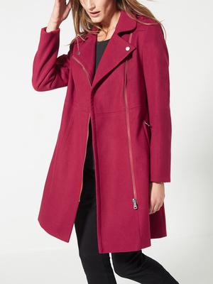 Manteau zippé, vous mesurez moins d'1,60