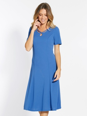 93fea36140a Robe Grande Taille Femme - Longue ou Mi-Longue