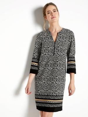 Robe zippée, vous mesurez moins d'1,60m