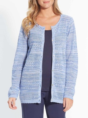 Cardigan fantaisie, stature - d'1,60m