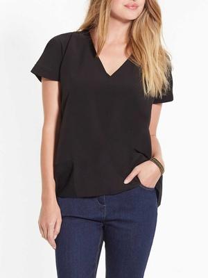 Tee-shirt court, vous mesurez plus d'1,6