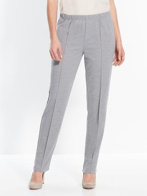 Pantalon élastiqué, stature + d'1,60m