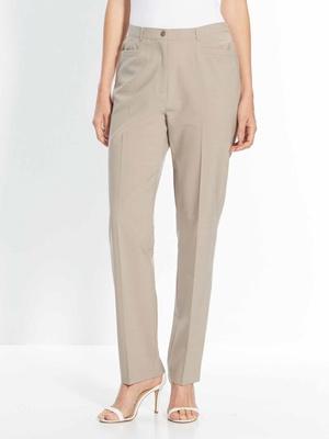 Pantalon extensible, stature - d'1,60m