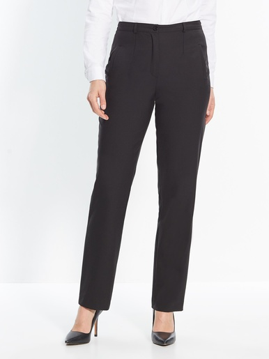 Pantalon 43% laine, staure plus d'1,60m