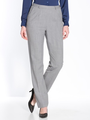 Pantalon classique, stature + d' 1,60m