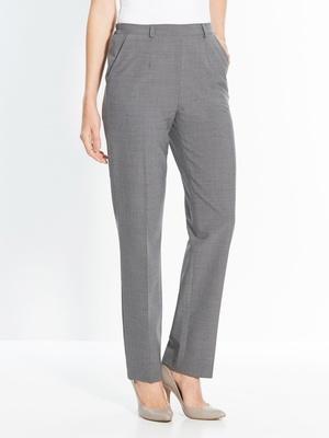 Pantalon ventre plat, stature + d'1,60m