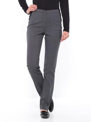 Pantalon très confortable, pied-de-poule