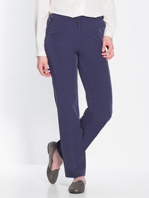 Pantalon droit à taille réglable
