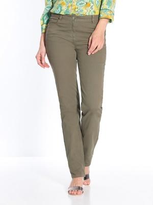 Pantalon droit uni, vous mesurez plus d'