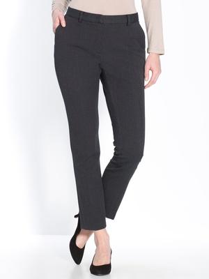 Pantalon fuselé jacquard