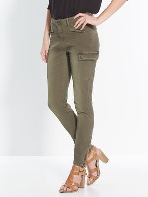 Pantalon push-up, vous mesurez - d'1,60m
