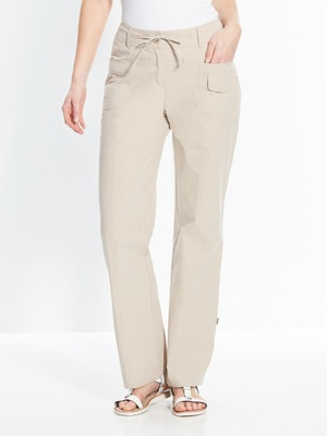 Pantalon transformable en pantacourt