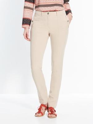 Pantalon fuselé extensible