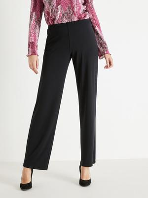 Pantalon entièrement élastiqué en maille