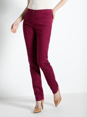 Pantalon droit, vous mesurez - d'1,60m