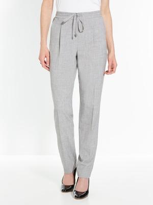 Pantalon avec lien à la taille