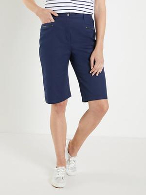 Bermuda avec poches zippées