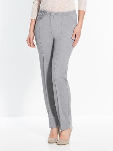 Pantalon en maille, vous mesurez -d'1,60