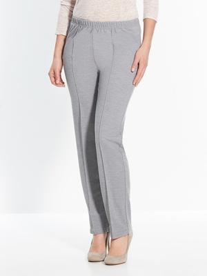 Pantalon en maille, stature - d'1,60m
