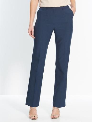 Pantalon uni, vous mesurez moins d'1,60m