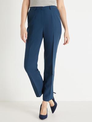 Pantalon uni, vous mesurez plus d'1,60m