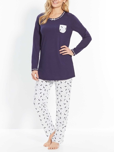 Pyjamas fantaisie, lot de 2