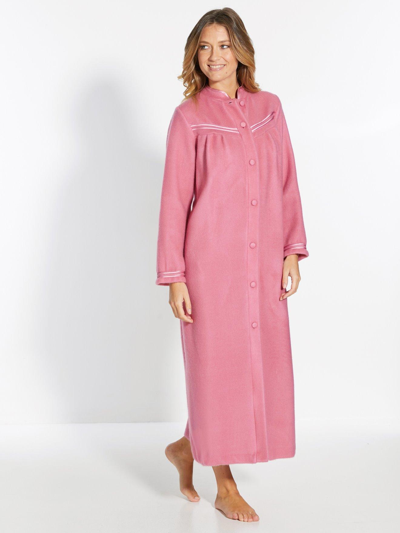 Robe De Chambre Molleton Courtelle