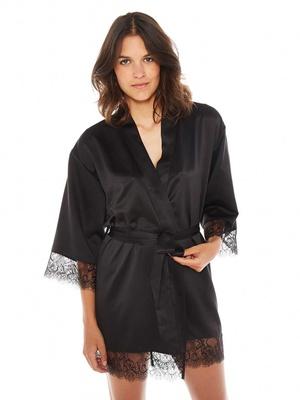 Peignoir kimono Dallas