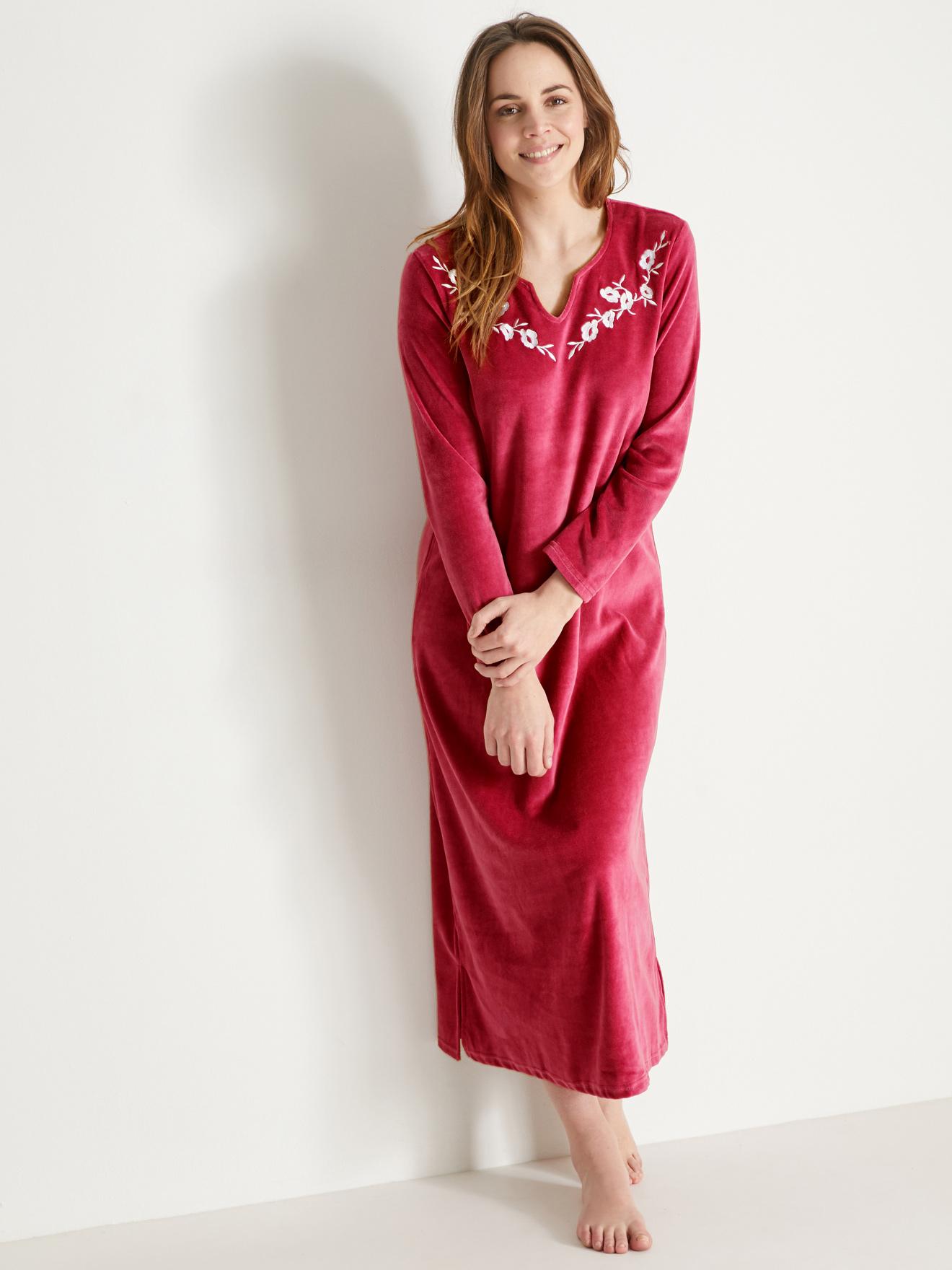 65222d6d2d892 Robe de Chambre   Peignoir Femme - Grandes Tailles