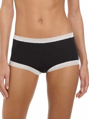 Shorty en microfibre, lot de 2
