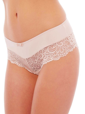 Shorty microfibre et dentelle Soda