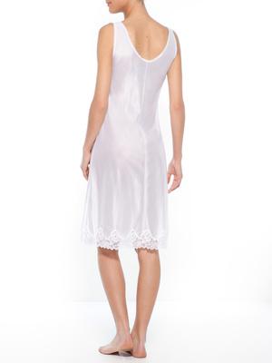 Fond de robe maille satinée