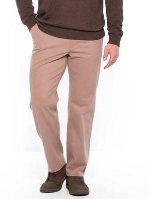 Pantalon chino toile extensible