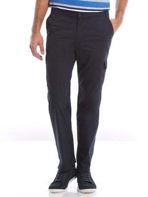 Pantalon de détente droit, multipoches