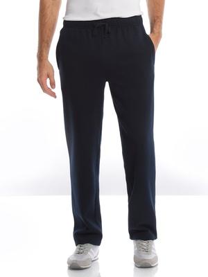 Pantalon de jogging uni en molleton