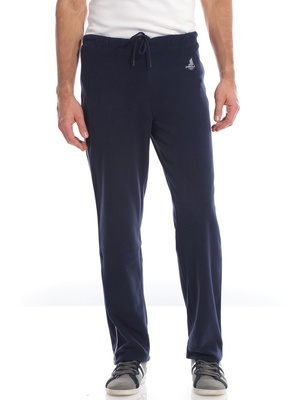 Pantalon de détente, maille polaire