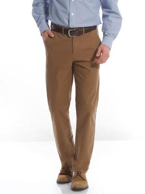 Pantalon chino, pur coton