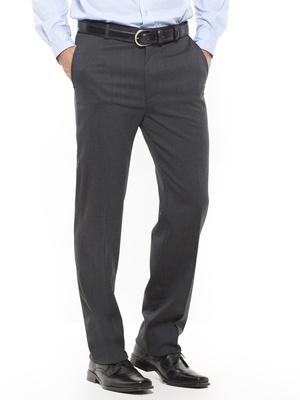 Pantalon polylaine à ceinture élastiquée