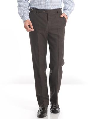 Pantalon flanelle, taille réglable