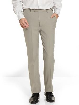 Pantalon en toile, taille ajustable