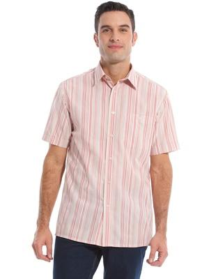 Chemises fantaisie manches courtes, lot