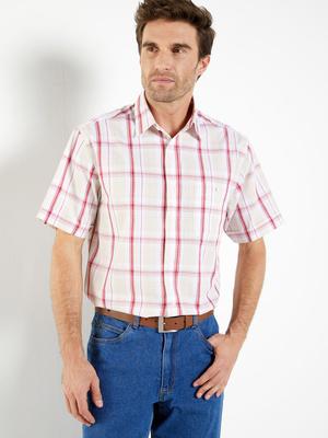 Chemises manches courtes, lot de 2