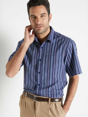 397e1ce90b3bb Soldes Chemise manche courte, chemise homme, chemisette, grande taille