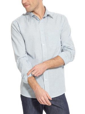 Chemise coupe légèrement cintrée