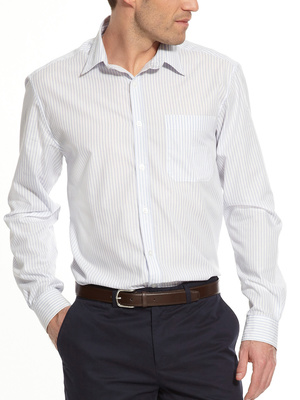 Chemise manches longues, coupe ample