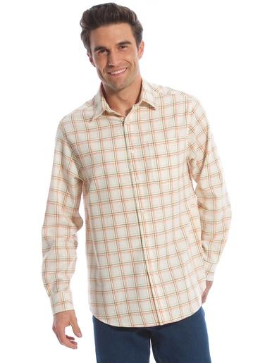 Chemise flanelle à carreaux coupe ample