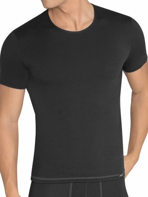 T-shirt col rond Basic Soft